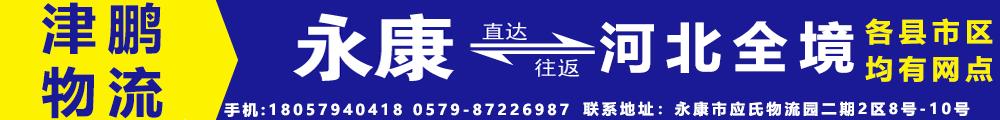永康-河北省物流-津鹏物流